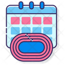 Track Events Events Tracks Icon