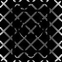 Track heartbeat Icon