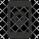 Gps Location Mobile Icon