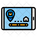 Track Order Parcel Tracking Package Tracking Icon