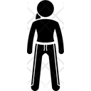 Track Pants Icon