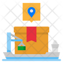 Track Parcel Icon
