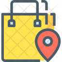 Shopping Track Order Icon