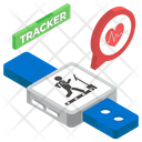 Tracker Watch Icon
