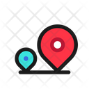 Tracking Location Share Icon