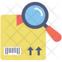 Parcel Tracking Shipping Icon