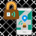 Tracking Bag Icon