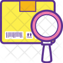 Tracking Box Icon