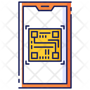 Tracking Code Technology Icon