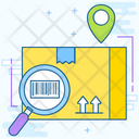 Check Parcel Parcel Tracking Parcel Scanning Icon