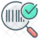 Code Tracking Tracking Code Icon