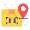 Barcode Tracking Tracking Code Box Tracking Icon