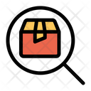 Tracking Delivery Icon