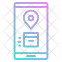 Tracking Delivery Tracking Delivery Icon