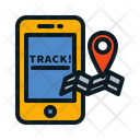 Tracking Device Icon