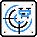 Tracking drone Icon