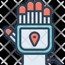 Tracking Glove Tracking Glove Icon