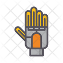 Tracking Glove Glove Robotic Hand Icon