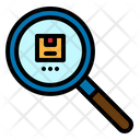 Zoom Search Tools Icon