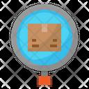 Search Box Delivery Icon
