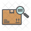 Tracking Parcel Logistic Icon