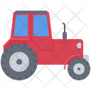 Tractor Car Agriculture Icon