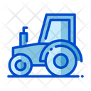 Tractor Farming Vehicle Farm Icon