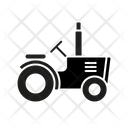 Tractor Agriculture Vehicle Vehicle Icon