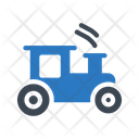 Tractor Toy Vehicle Icon