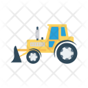 Tractor Construction Farm Icon