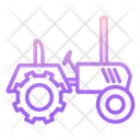 Iagriculture Vehicle Icon