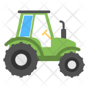 Tractor Agricultural Machinery Icon