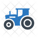 Tractor Farming Agriculture Icon