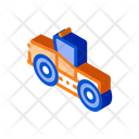 Truck Tractor Equipment Icon