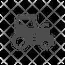 Cement Mixer Cement Trolley Concrete Mixer Icon