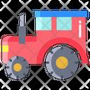 Atractor Farm Tractor Tractor Icon