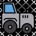 Tractor Farm Farming Icon