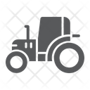 Tractor Agriculture Farm Icon