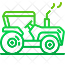 Tractor Agriculture Transport Icon