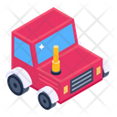 Tractor Farming Vehicle Agriculture Tractor Icon