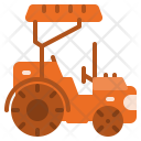 Tractor Automobile Truck Icon