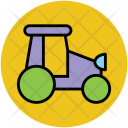 Tractor Work Transport Icon