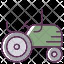 Tractor Farm Vehicle Icon