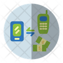 Trade Ins Trade Online Payment Icon