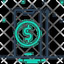 Trade Money Online Icon