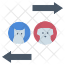 Trade Transfer Swap Icon