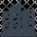 Trade Center Icon