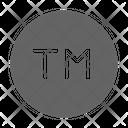Trademark Patent Copyright Icon