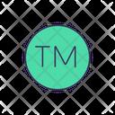 Trademark Intellectual Property Icon