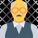 Tradesman Shopkeeper Salesman Icon